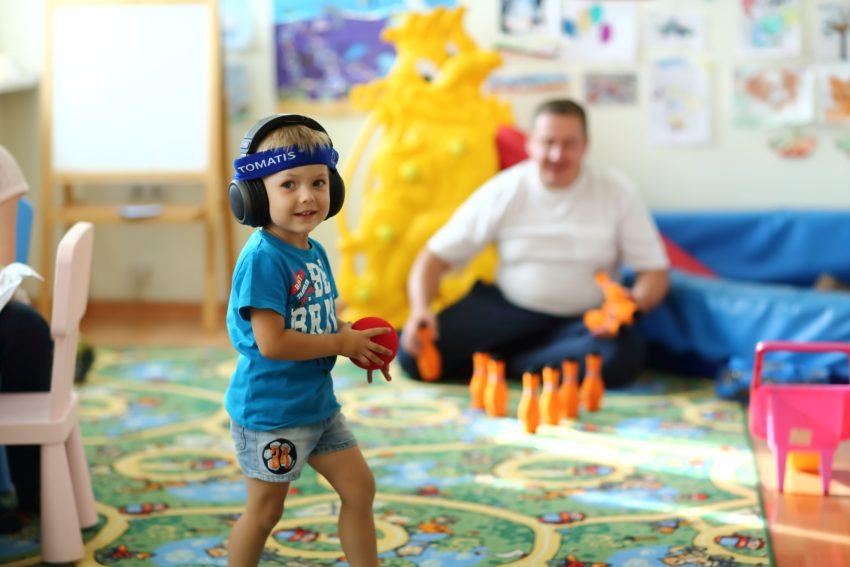 Нейрологопедический центр «Томатис-Новосибирск»